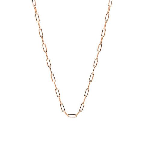 Najo N6364 Small Vista Rose Chain Necklace