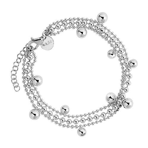 Najo B6193 'Eros' Bracelet Silver
