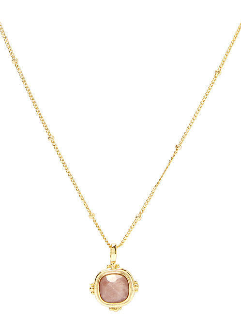Pastiche J1144YGSS-43 Jessamine Necklace Yellow