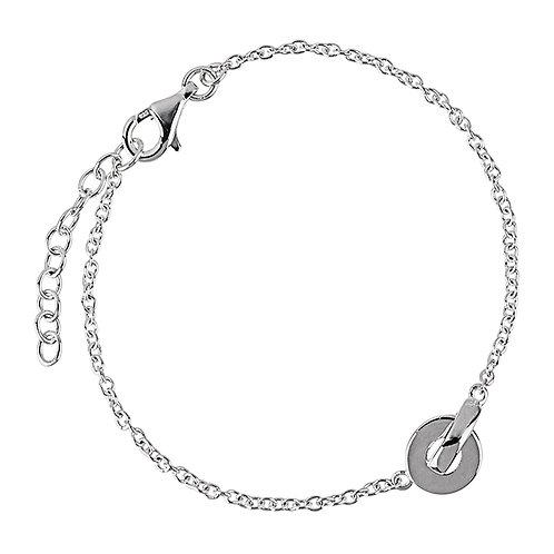 Najo B6019 Homage Bracelet Silver