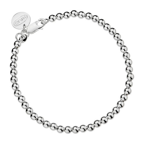 Najo B1981 Silver Orbs Bracelet Silver