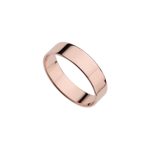 Najo R5549M Ribbon Ring Rose