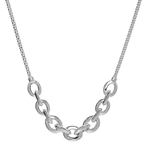 Najo N6228 Barbara Necklace Silver