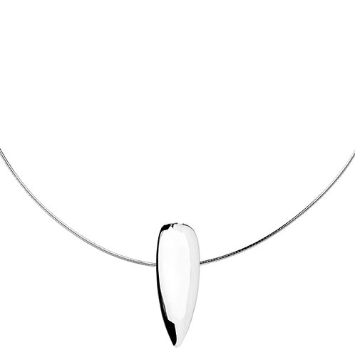 Najo N6128 Eloquence Necklace Silver