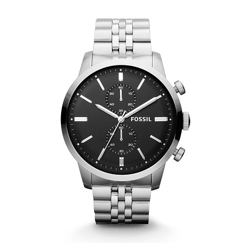 Fossil FS4784 Townsman Chronograph Stainless Steel Watch