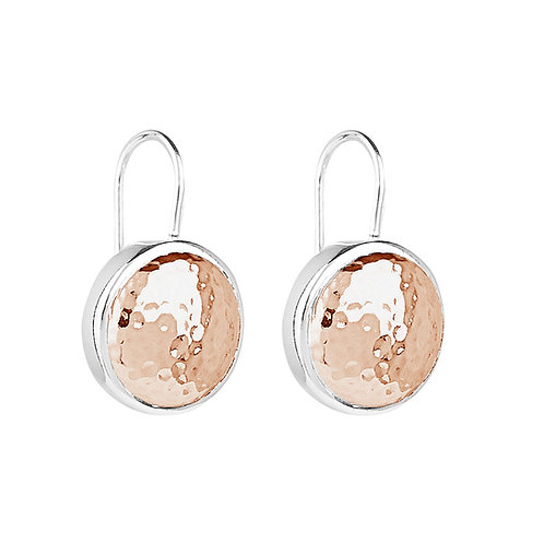 Najo E5917 Grand Rosy Glow Earring