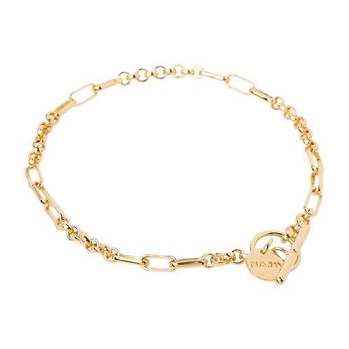 Najo B6408 York Gold Bracelet