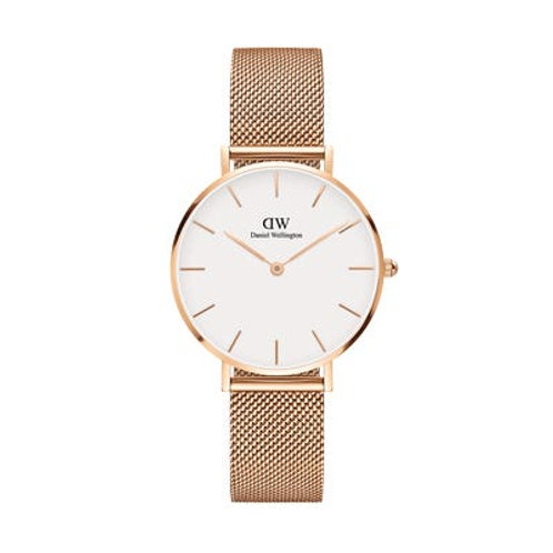 Daniel Wellington Petite Rose 32 White