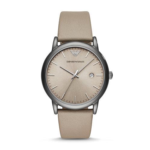 Emporio Armani AR11116 Luigi Classic Leather Watch