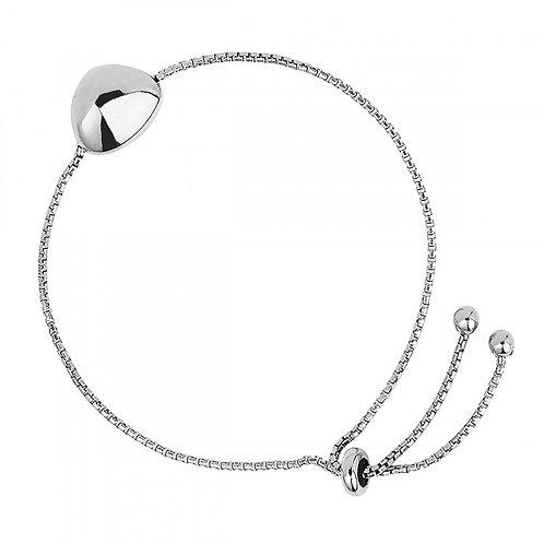 Najo B6080 Piedra Bracelet Silver