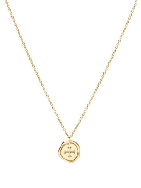 Pastiche J1137YG Nomad Necklace Yellow