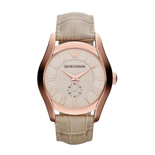 Emporio Armani AR1667 Men's Leather Watch
