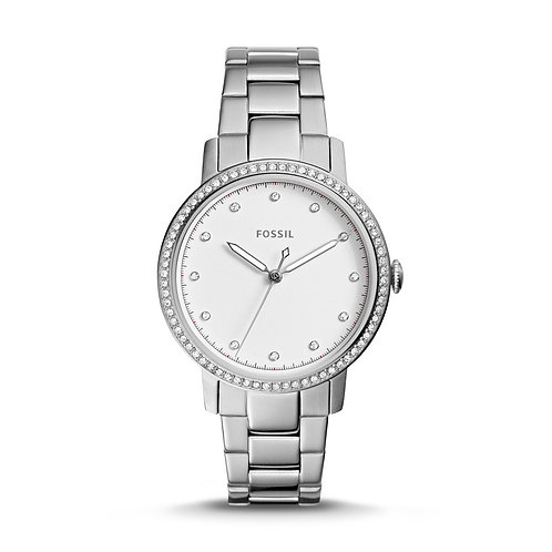 Fossil ES4287 Neely Three-Hand Stainless Steel Watch