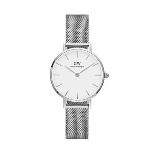 Daniel Wellington Petite Sterling 32 White