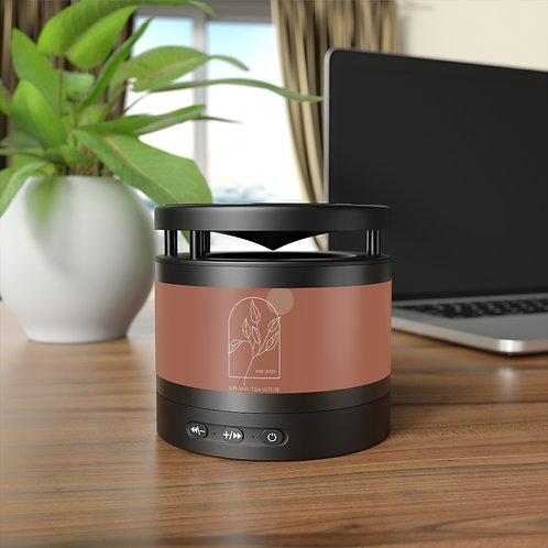 Mini Bluetooth Speaker and Wireless Charging Pad