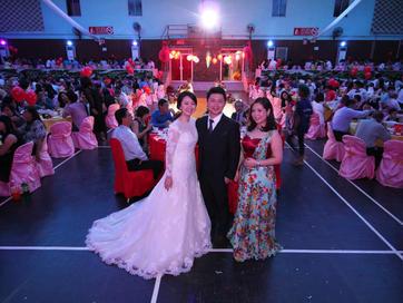 Wedding at Malaysia