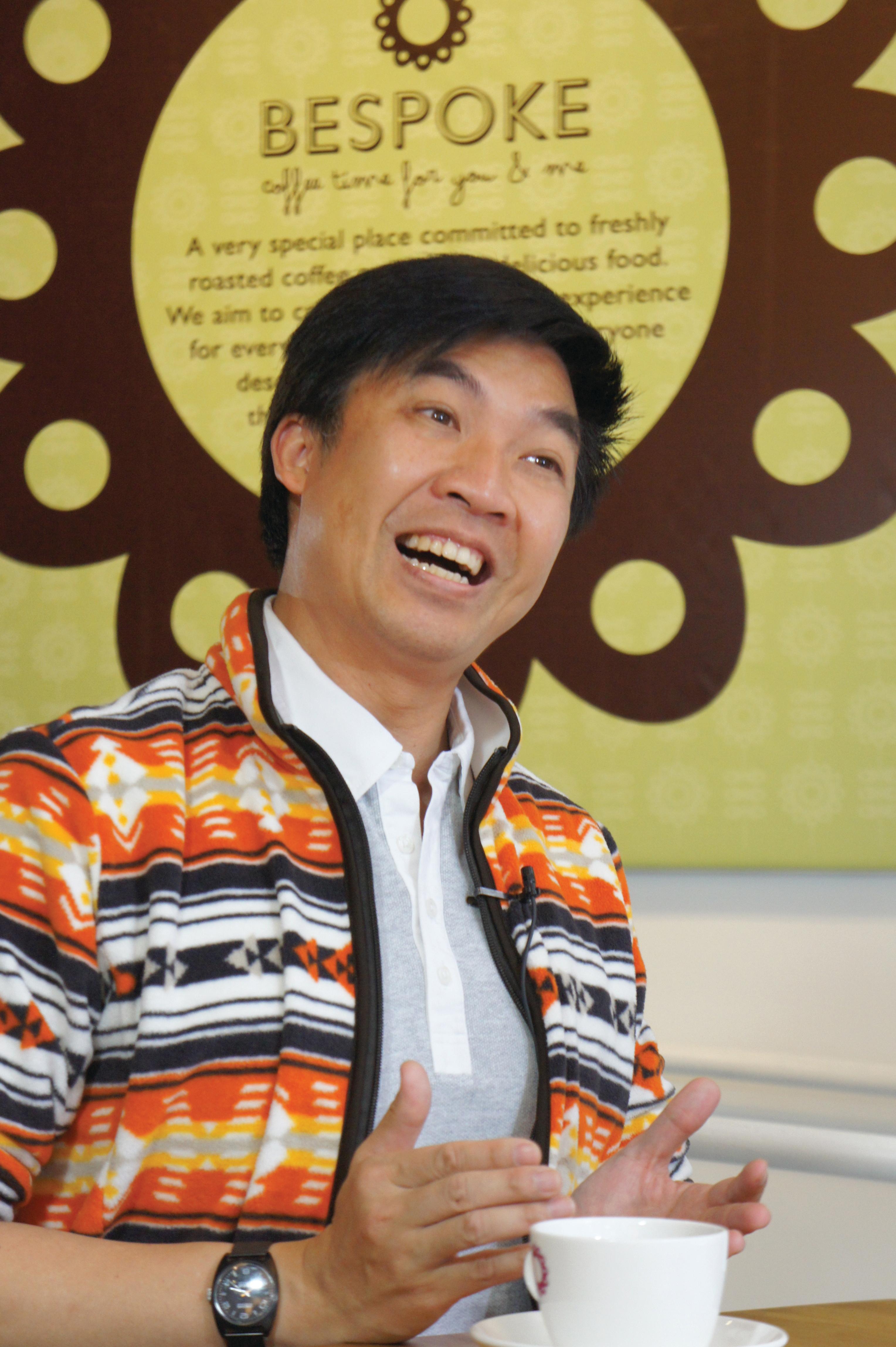 李燦榮先生