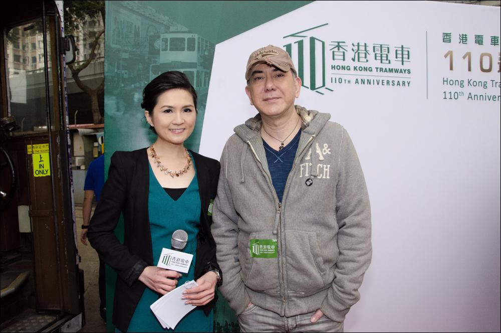 香港藝人黃秋生 Anthony Wong