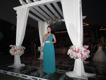 Wedding at Sanya