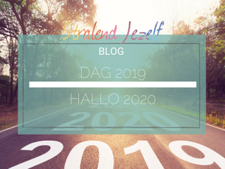 BLOG: Dag 2019, Hallo 2020!