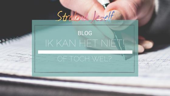 Lees nu mijn nieuwste blog!