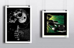 New posters on sale