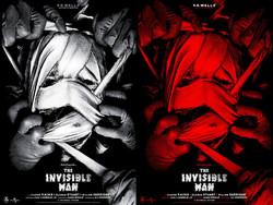 """Mondo release """"The Invisible Man"""""""