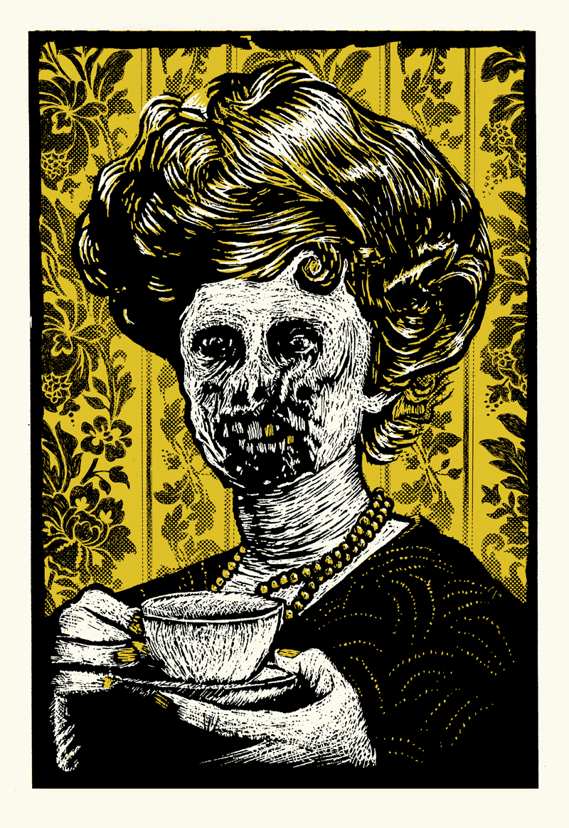 Grannie Zombie