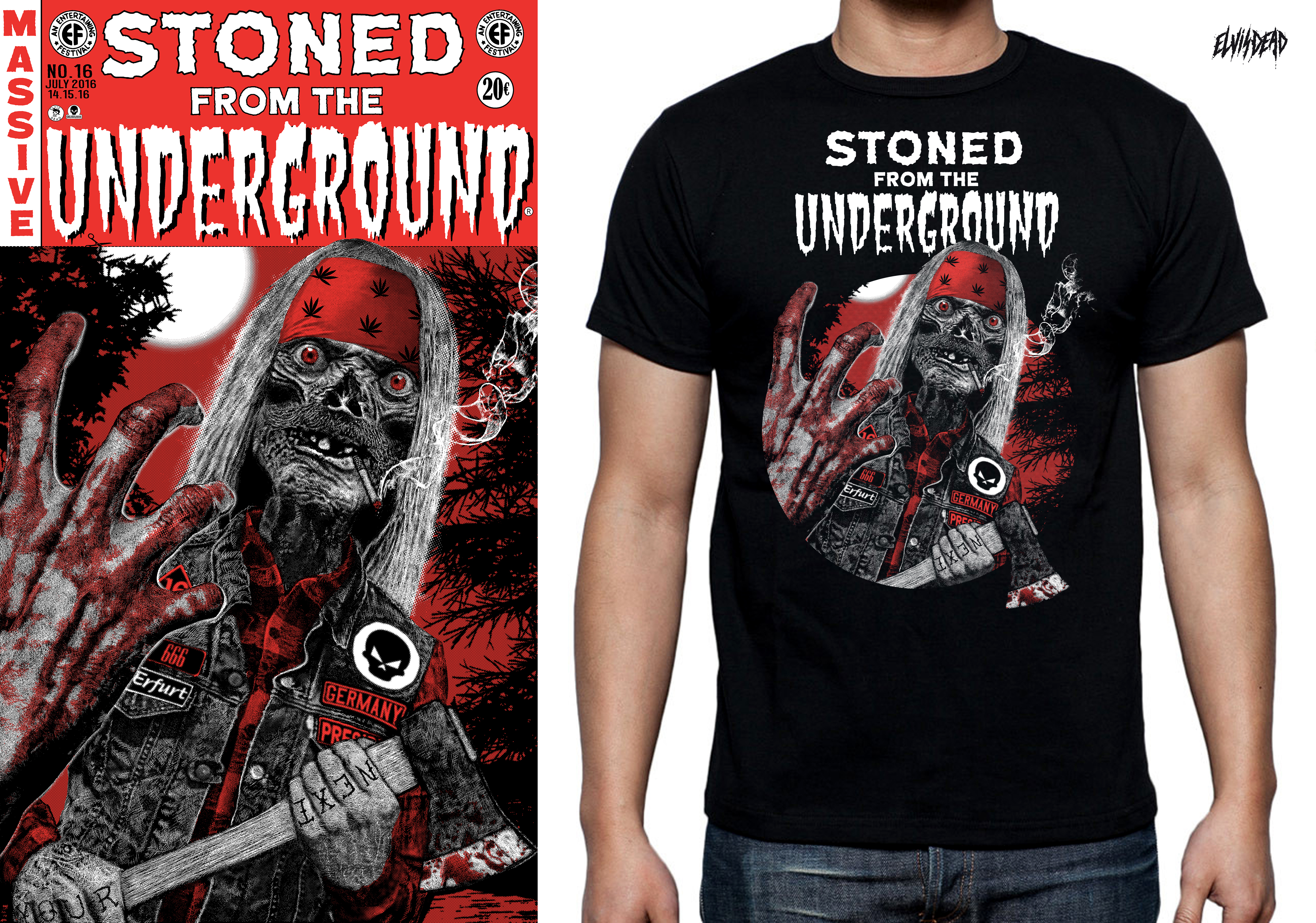 Stoned From The Underground 2016