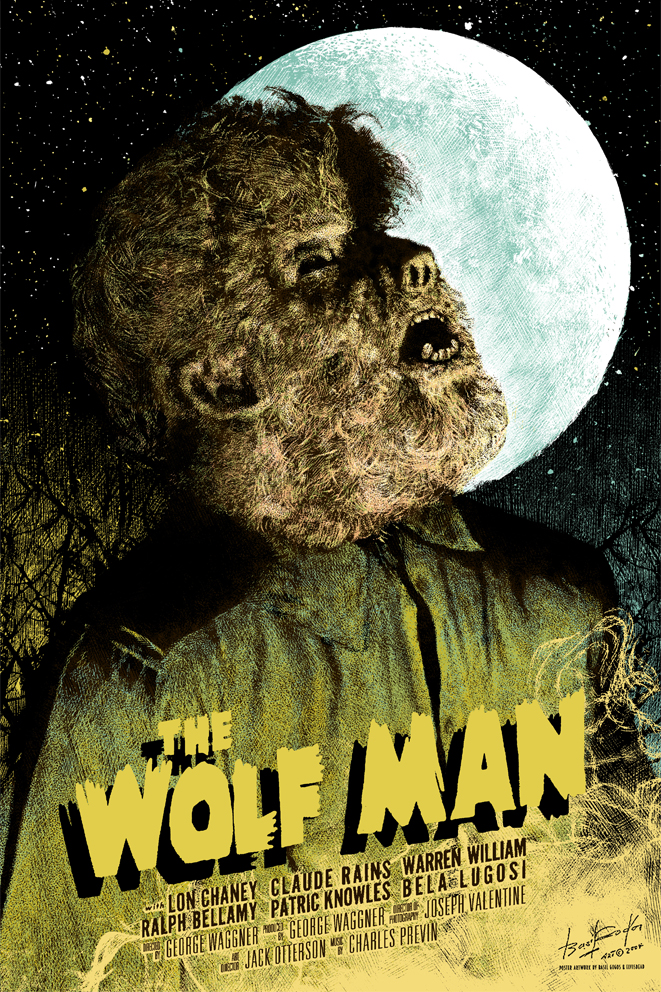The Wolfman (Regular Version)