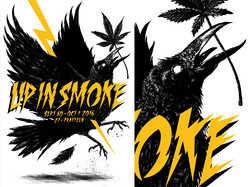 Up In Smoke indoor festival 2016