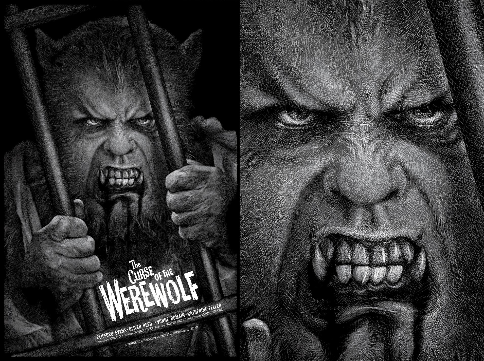 """Curse of the Werewolf"" (Hammer 1961)"