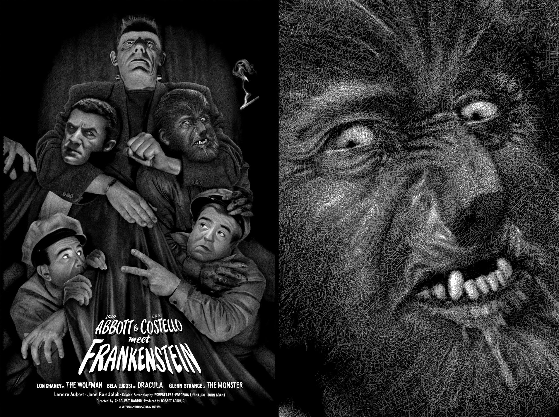 « Abbott & Costello meet Frankenstein »