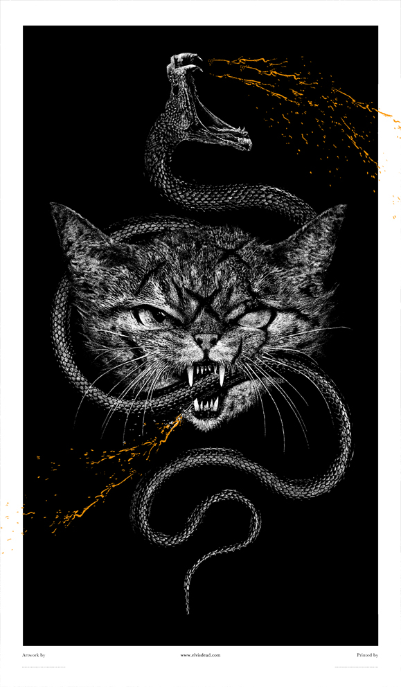 Cat vs. Wild