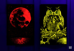 Bloody Moon & Owl of Death