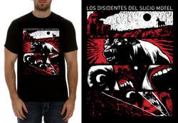 LDDSM tee design