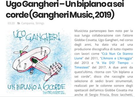 Ugo Gangheri – Un biplano a sei corde (Gangheri Music, 2019)