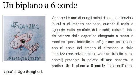 Fatica… ma siamo davvero sicuri che un artista come Gangheri faccia fatica a comporre la sua musica?