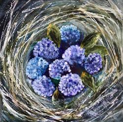 Flowers in my Nest $1080