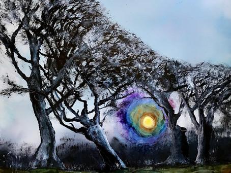 The Journey - Meg Lewer Artist