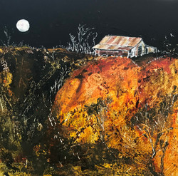 The Moon is Lonely in the Sky $1080
