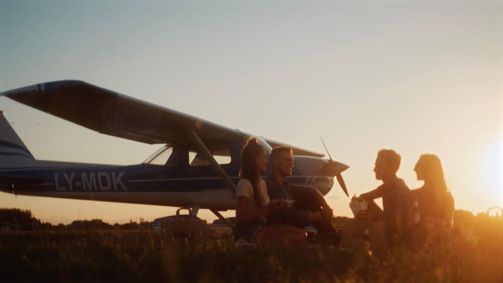 Wolt - Plane
