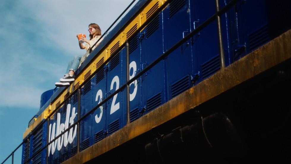 Wolt - Train