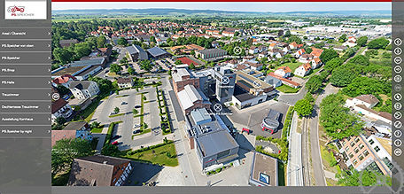 360 Grad Panoramatour PS-SPEICHER Einbeck