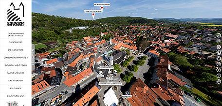 360 Grad Panoramatour Gandersheimer Domfestspiele