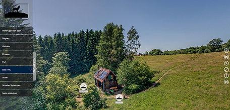 360 Grad Panoramatour Wolfskuppe