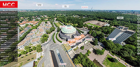360 Grad Panoramatour HCC Hannover