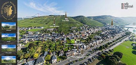 360 Grad Panoramatour Weingut Schömann Zeltingen