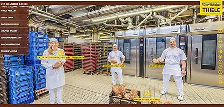 360 Grad Panoramatour Bäckerei THIELE