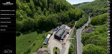 360 Grad Panoramatour Hercynian Distilling Hammerschmiede